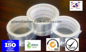BOPP Laminated Aluminium Foil Tape Without Liner pictures & photos