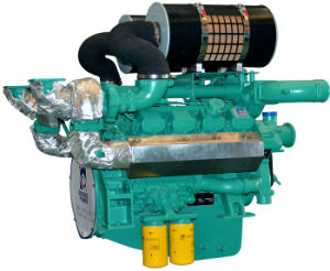 Diesel Generator Use Googol 448kw-504kw 50Hz Power Engine pictures & photos