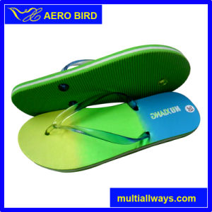 Casual Shoe PE Outsole Slipper for Men (14D031) pictures & photos
