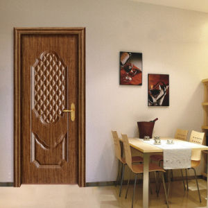 Wood Look Metal Steel Exterior Door (SX-5-1019) pictures & photos