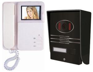 4 Inch Color Video Door Phone