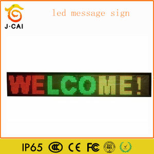 New Design P10 Cross LED Display pictures & photos