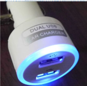 Brand New Quickly Car Charge 2 USB 2.1A pictures & photos