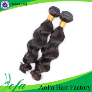 Human Malaysian Silky Straight Virgin Hair Remy Extensions pictures & photos