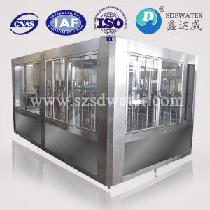 50-50-12 Carbonated Juice Automatic Filling Machine pictures & photos