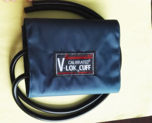 V-Lock Adult Reusable Single&Double Tube Cuffs pictures & photos