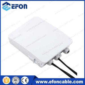 Best Price 1: 8 PLC Splitter Sc Connector Outdoor Fiber Optic Termination Box (FDB-08C) pictures & photos