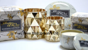 Wholesale 340g Pure Soy Aroma Candle with Lid