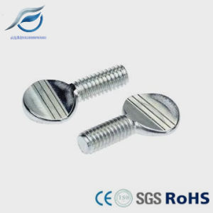 Carbon Steel Machine Threaded Racket Thumb Screw