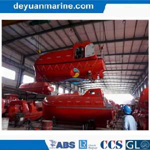 20 Person Marine Totally Enclosed FRP Lifeboat and Rescue Boat pictures & photos