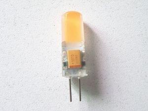 LED Leuchtmittel G4 12VAC/DC 1.8W 200lumens COB Silicone pictures & photos
