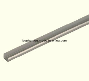 Door Handle Bar Cabinet End Profile for Wardrobe Rear Door 3120 pictures & photos