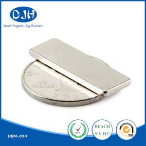 Permanent Sintered Rare Earth Block Neodymium Iron Boron NdFeB Magnet pictures & photos