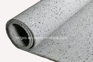 SGS Approved 90% EPDM Dots Rubber Roll Flooring for Gym pictures & photos