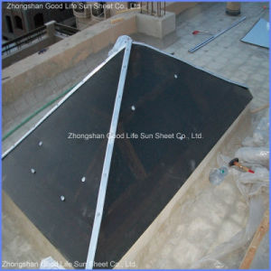 Ge Roofing Lexan Hollow Polycarbonate Sheet pictures & photos