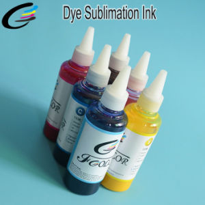 Vivid Color Dye Based Sublimation Ink for Tshirt Pritning Inks Wholesale pictures & photos