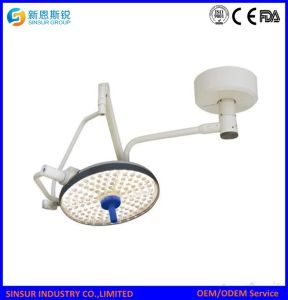 One Head Ceiling Type LED Shadowless Cold Light Operating Lamp pictures & photos