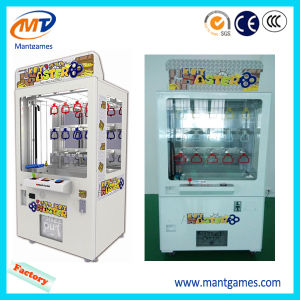 Amusement Indoor Sport Type Treasure Hunt Claw Crane Machine for Sale pictures & photos