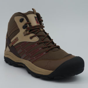 Men High Quality Outdoor Hiking Shoes High Trekking Shoes
