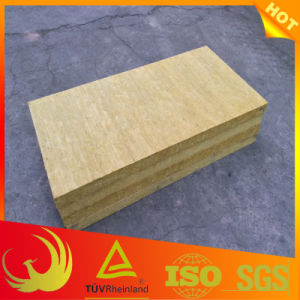 Sound Absorption External Wall Thermal Insulation Rock Wool Board (building) pictures & photos