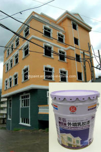 Premium Environment-Friendly Water-Based Acrylic Emulsion Exterior Wall Paint