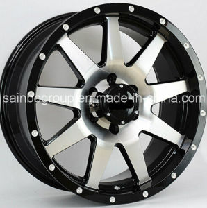 SUV Car Aluminium Wheels Offroad Rims for Sale pictures & photos