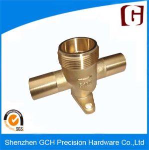 Brass Precision Piston Pump Parts CNC Machining pictures & photos