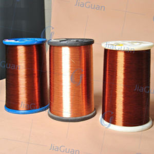 UL Certificated Copper Wire Class 130-220 Enamelled Cooper Litz Wire pictures & photos