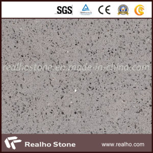 Grey Mirror Quartz/Artificial Stone with Slab/Tile/Countertop pictures & photos