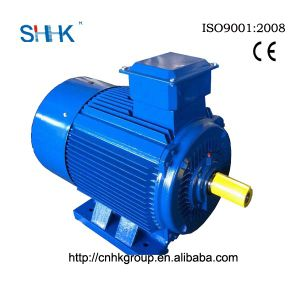 Ie2 Energy Saving Three Phase Flange Mounted Induction Motor pictures & photos
