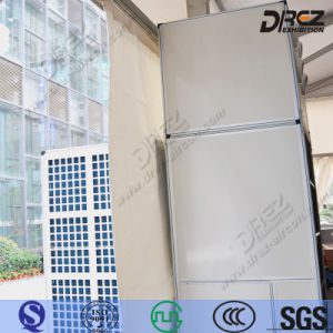 Convenient Integrated Air Conditioning for Temporary Event Exhibition Tent