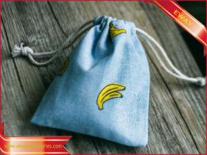 Gift Packing Bag Fabric Drawstring Bag Velvet Bag pictures & photos