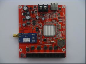 The TF-E6UR Control Card with LED Sign Advertisement