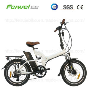 20 Inch Folding Electric Bicycle with TUV Certificate pictures & photos