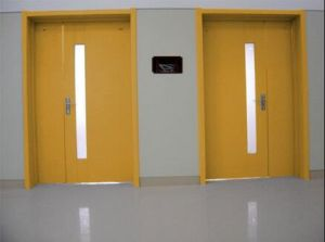 Hospital Doors Specifications with Different Dimensions pictures & photos