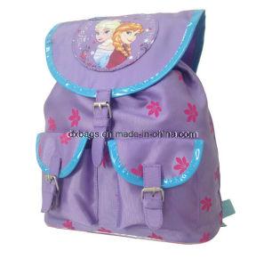 DIY Frozen School Bag, Frozen Backpack pictures & photos