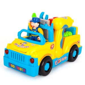 Boys DIY Tool Car Battery Operated Toys (H0895029) pictures & photos