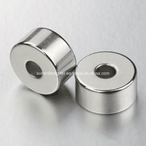 Disc Neodymium Magnet with Center Hole pictures & photos