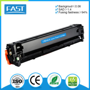 CB542A Compatible Toner Cartridge for HP Color Laserjetcm 1300 Cp1210 1215