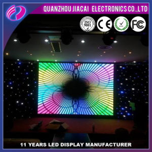 P4.81 Professional China Manufacturer Indoor Stage LED Curtain Display pictures & photos