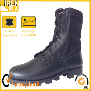 New Fashio Police Tactical Boots Military Jungle Boots pictures & photos