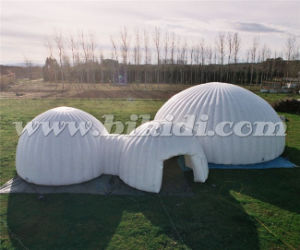 Multi-Function Inflatable Dome Tent, Inflatable Bubble Tent for Event K5065 pictures & photos