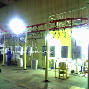 Complete Powder Coating Line with Pretreatment pictures & photos