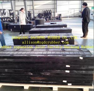 Elastomeric Expansion Joints for Bridges (exported to Europe) pictures & photos