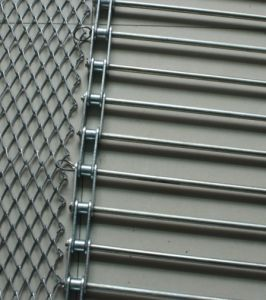 Stainless Steel 304/316 Conveyor Wire Mesh Belt pictures & photos