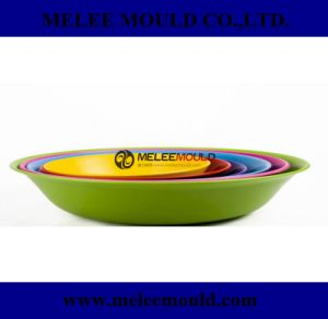 Plastic Colorful Bowl Set Mold pictures & photos
