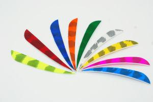 Four Inch Parabol Arrow Feather