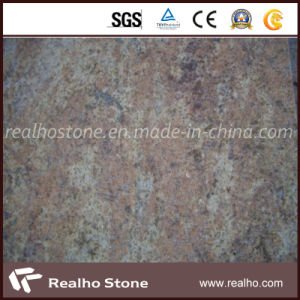 Affordable Madura Gold Granite Slab for Countertop pictures & photos