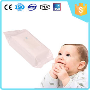 Bamboo Fiber Baby Daily Use Wet Wipes pictures & photos