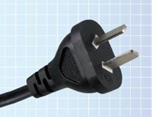 Power Cord Plug with Flat PVC Cable for Argentina Market pictures & photos